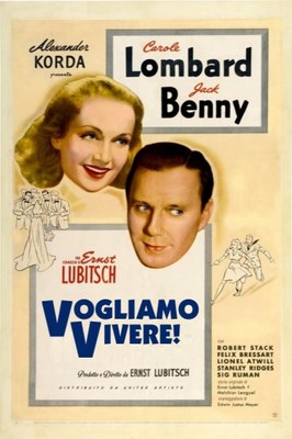 To be or not to be - vogliamo vivere! (1942)
