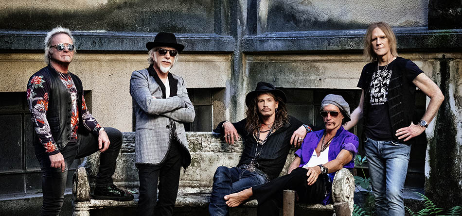 AEROSMITH in concerto a Milano