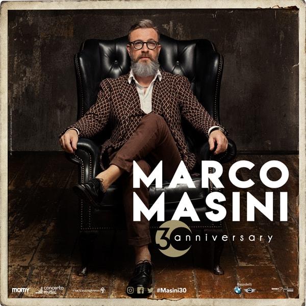 Marco Masini in concerto a Milano