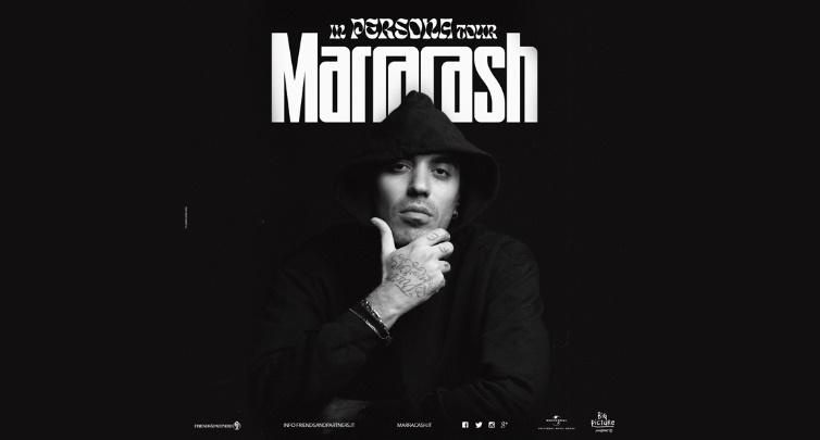 Marracash in concerto a Milano
