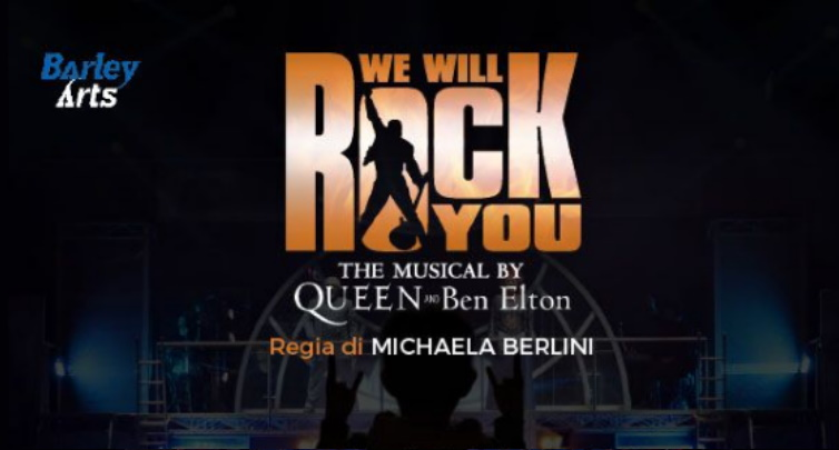 A Milano We Will Rock You - The musical by QUEEN and BEN ELTON