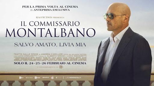 Il commissario Montalbano al cinema