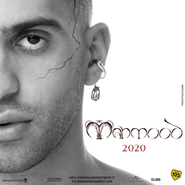 Mahmood in concerto a Milano