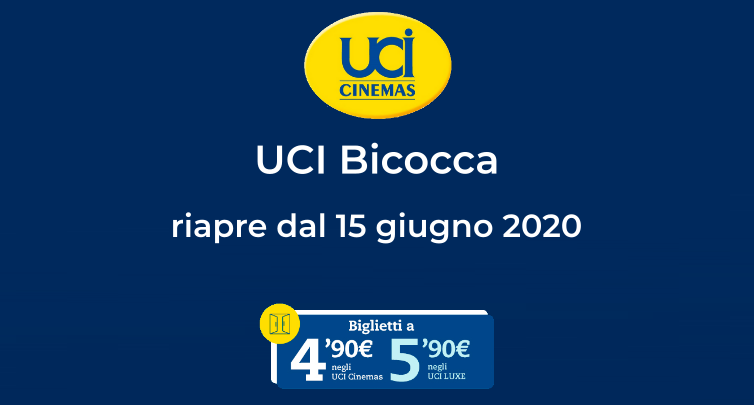 Uci Cinemas Bicocca Milano