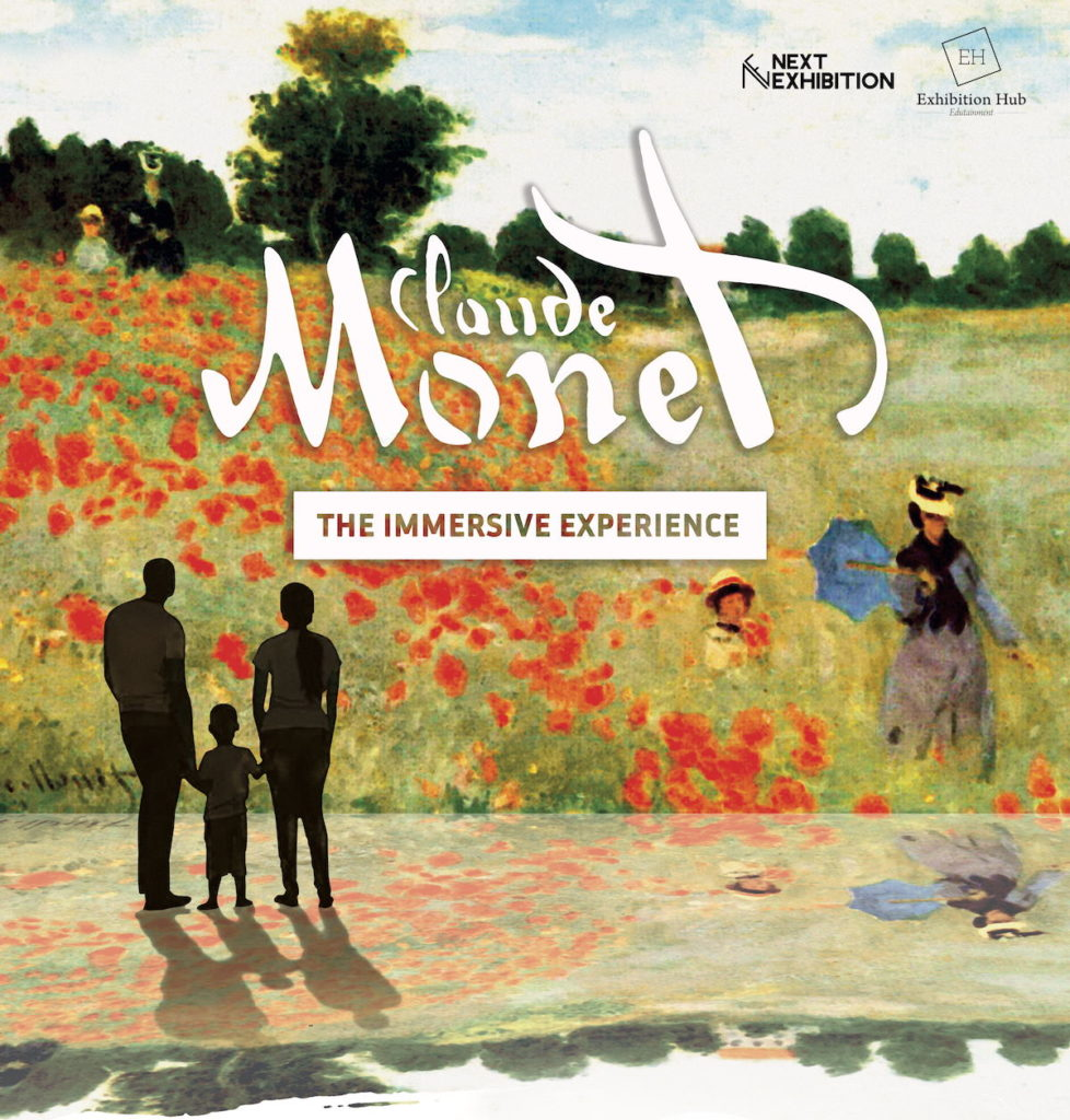 Claude Monet the immersive experience - Milano
