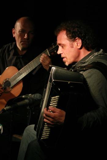 Claudio Farinone e Fausto Beccalossi