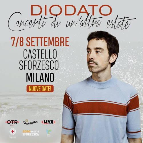 Diodato in concerto a Milano
