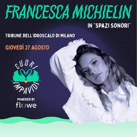 Francesca Michielin - Idroscalo Milano