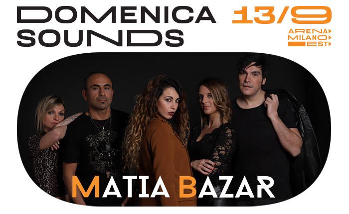 Matia Bazar in concerto a Milano