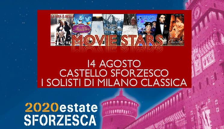 EstateSforzesca: Movie Stars: le più belle colonne sonore