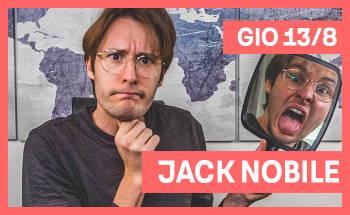 Non c'è trucco, non c'è inganno… c'è Jack Nobile all'Arena Milano Est