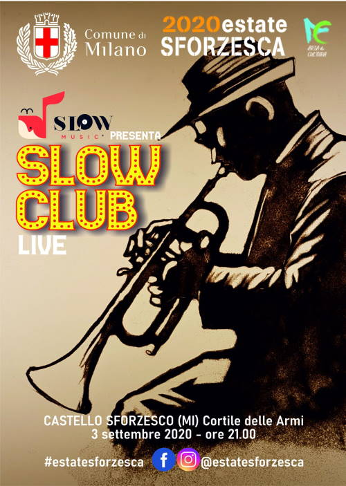 Slow Club Live - EstateSforzesca 2020