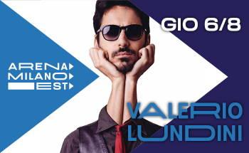 Valerio Lundini LIVE all'ARENA MILANO EST