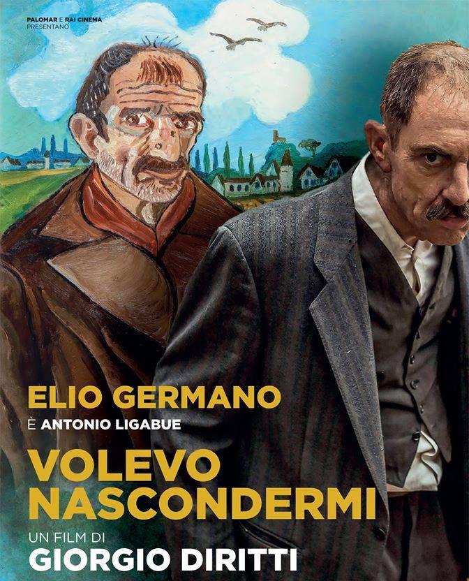 """Volevo nascondermi"""" il film su Ligabue di Giorgio Diritti"""