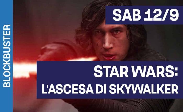 L'Ascesa di Skywalker all'Arena Milano Est