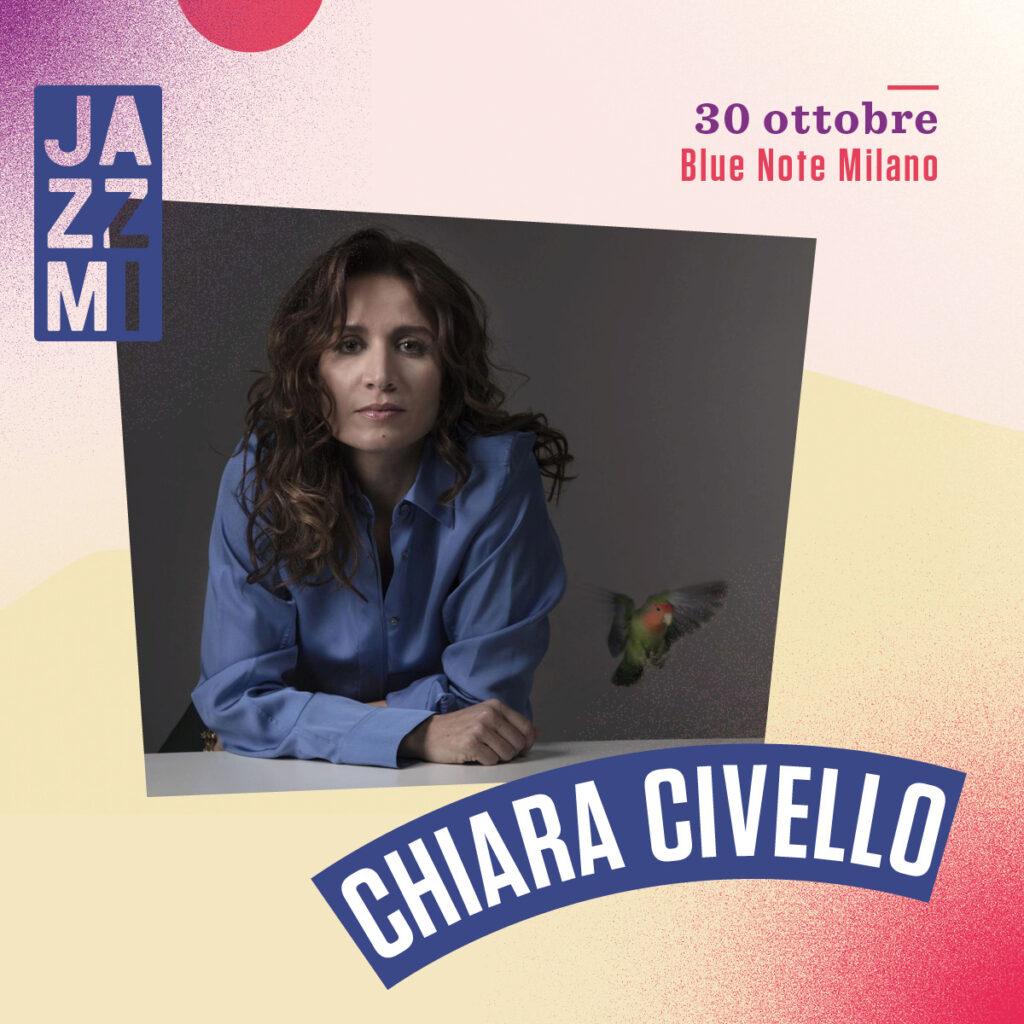 JAZZMI - Chiara Civello Trio Live al Blue Note di Milano