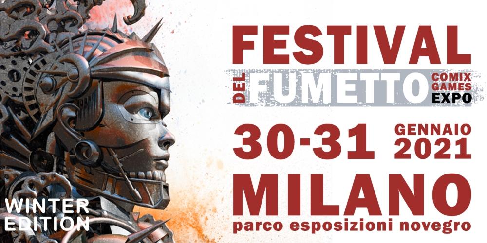 Festival del Fumetto Milano - Parco Esposizione Novegro