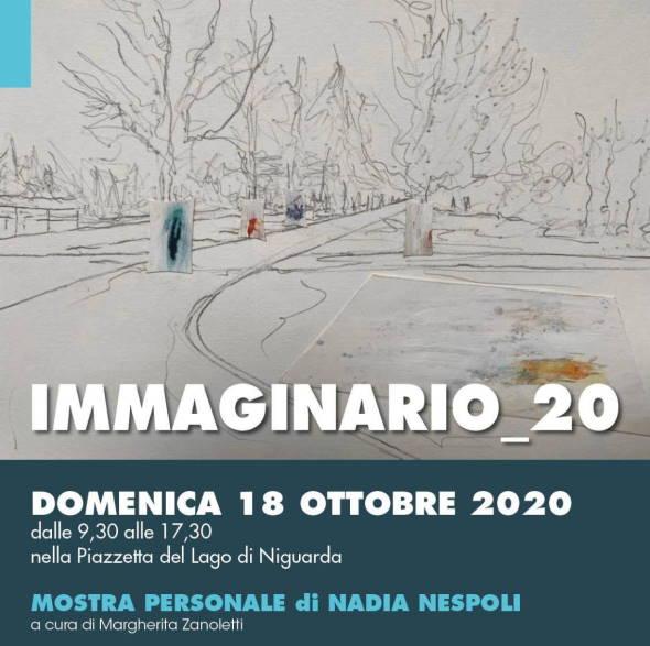Immaginario_20 di Nadia Nespoli al Parco Nord Milano