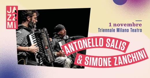 JAZZMI - Antonello Salis & Simone Zanchini Live al Triennale Milano