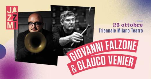 JAZZMI - Falzone - Venier Live al Triennale Milano