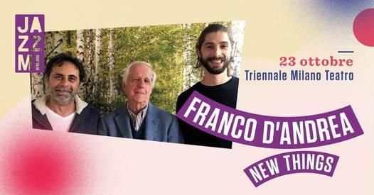 JAZZMI - Franco D'Andrea Live al Triennale Milano