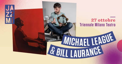 JAZZMI - Michael League - Bill Laurence Live al Triennale Milano