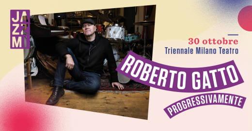 JAZZMI - Roberto Gatto Live al Triennale Milano