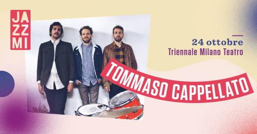 JAZZMI - Tommaso Cappellato Live al Triennale Milano