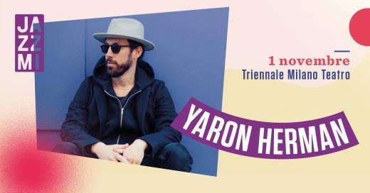 JAZZMI - Yaron Herman Trio Live al Triennale Milano
