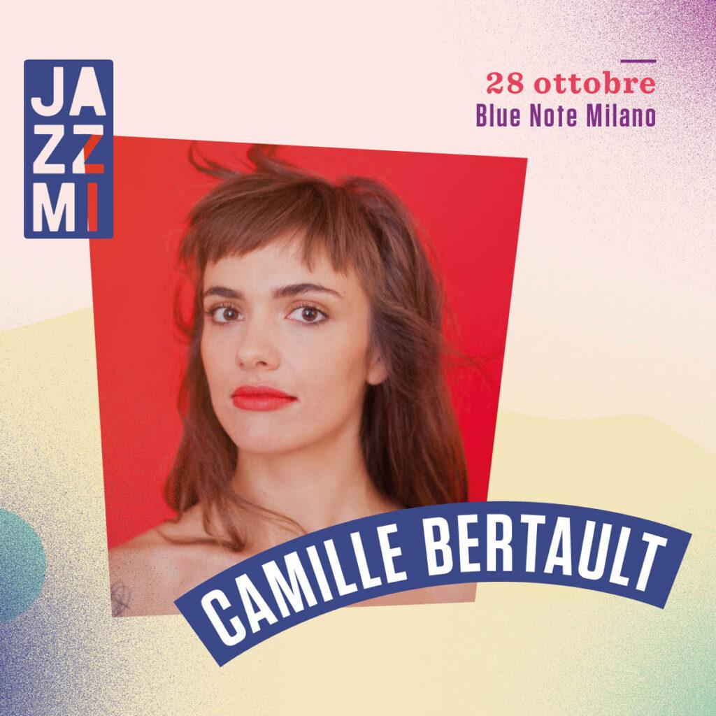JAZZMI - Camille Bertault Live al Blue Note di Milano