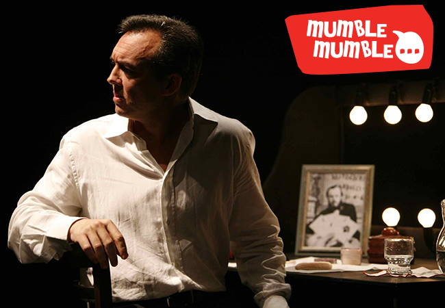 MUMBLE MUMBLE... Ovvero confessioni di un orfano d'arte - Teatro Martinitt Milano