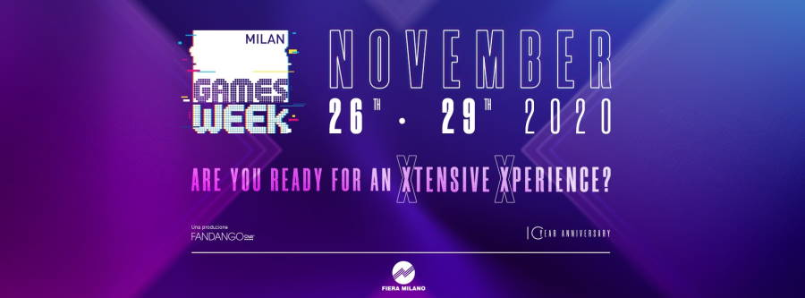 Milano Games Week 2020
