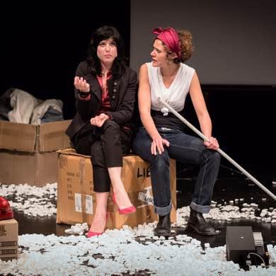"""Modern family 1.0"" - Teatro Litta Milano"
