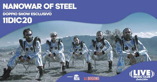 Nanowar of Steel - Live Music Club Milano