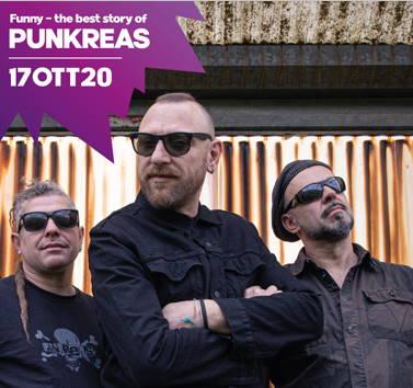 PUNKREAS - Live Music Club - Trezzo sull'Adda Milano