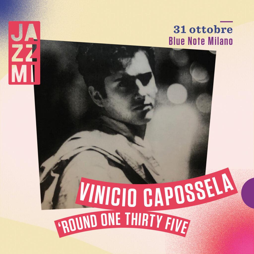 JAZZMI - Vinicio Capossela Live al Blue Note di Milano
