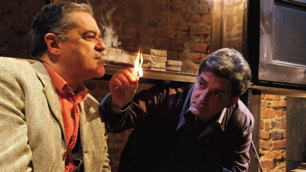 Il venditore di sigari - Teatro Litta Milano