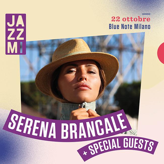 JAZZMI - Serena Brancale Live al Blue Note di Milano