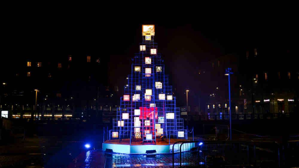 L'albero della Musica - MTV