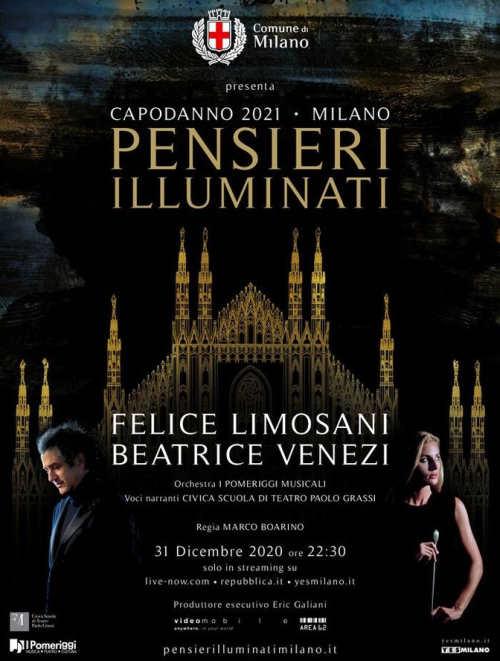 Milano Capodanno 2021 - Pensieri Illuminati