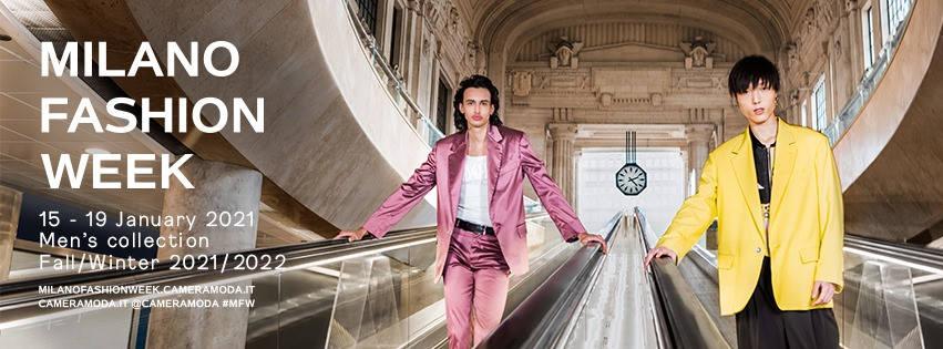 Milano Fashion Week 2021 - Moda Uomo