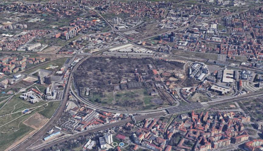 Area Bovisa-Goccia Milano - Quartiere Bovisa