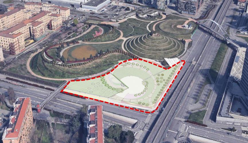 Parco Alfa Romeo Milano (Quartiere Villapizzone)