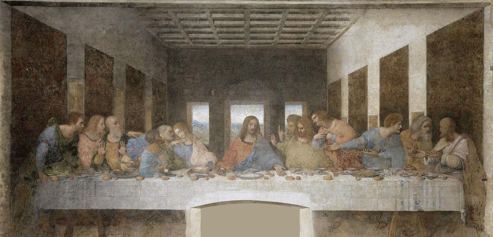 Ultima Cena di Leonardo Da Vinci - Milano
