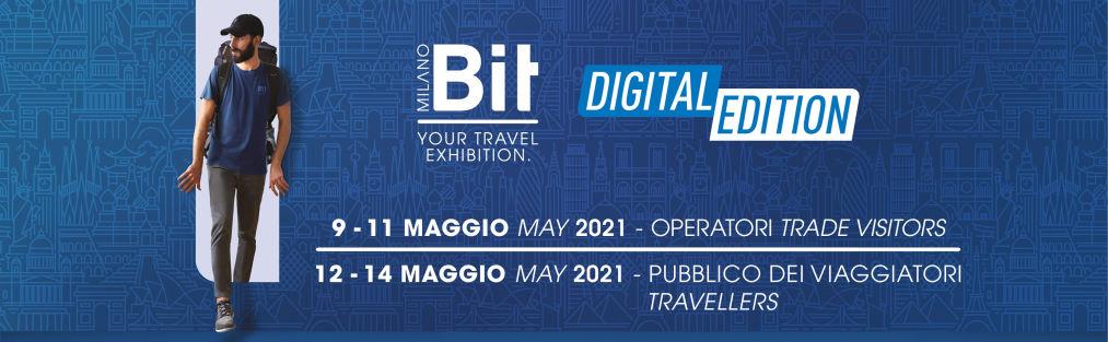 BIT Milano 2021 - Borsa Internazionale del Turismo
