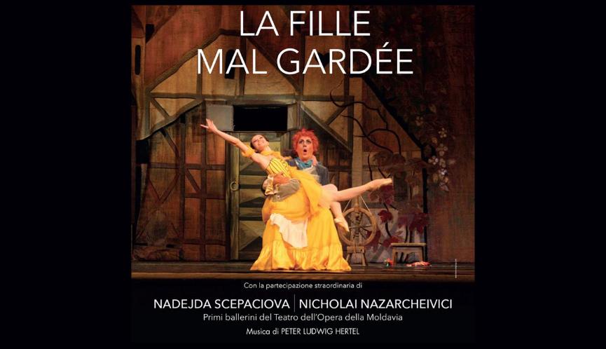 La Fille Mal Gardee - Teatro Arcimboldi Milano
