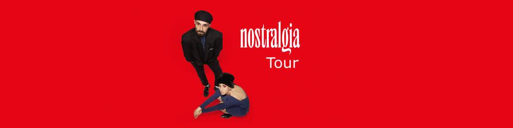 Coma_cose con Nostalgia Tour in concerto - Carroponte Milano