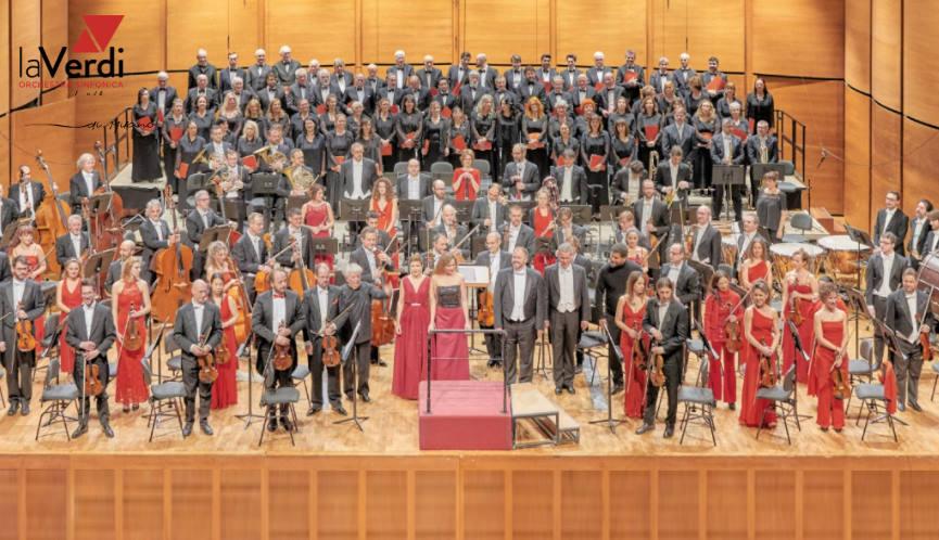 La Nona di Beethoven, Orchestra Sinfonica di Milano LaVerdi - Teatro Arcimboldi Milano