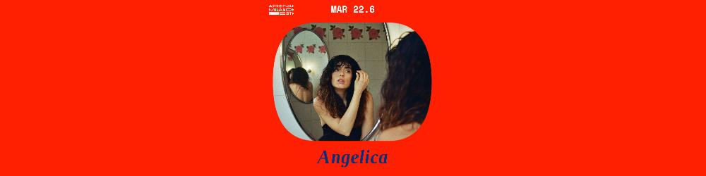 Angelica Live - Arena Milano Est