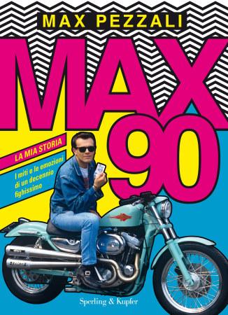 Max Pezzali Triennale Milano con Max90